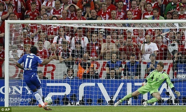 Image Result For Chelsea Vs Bayern Munich
