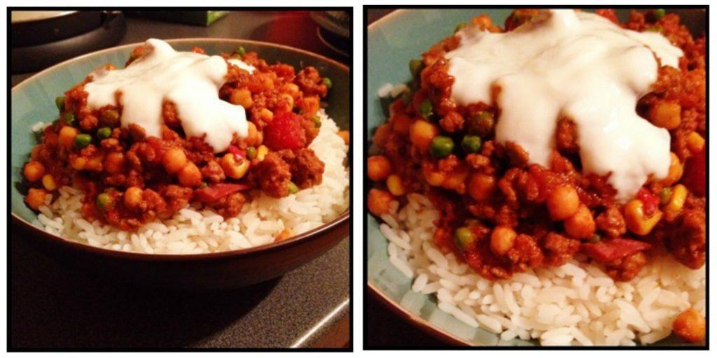 Weight Loss: Slimming World Keema and Chana Curry Recipe