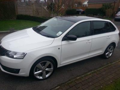 Car Review: Skoda Rapid Spaceback Review