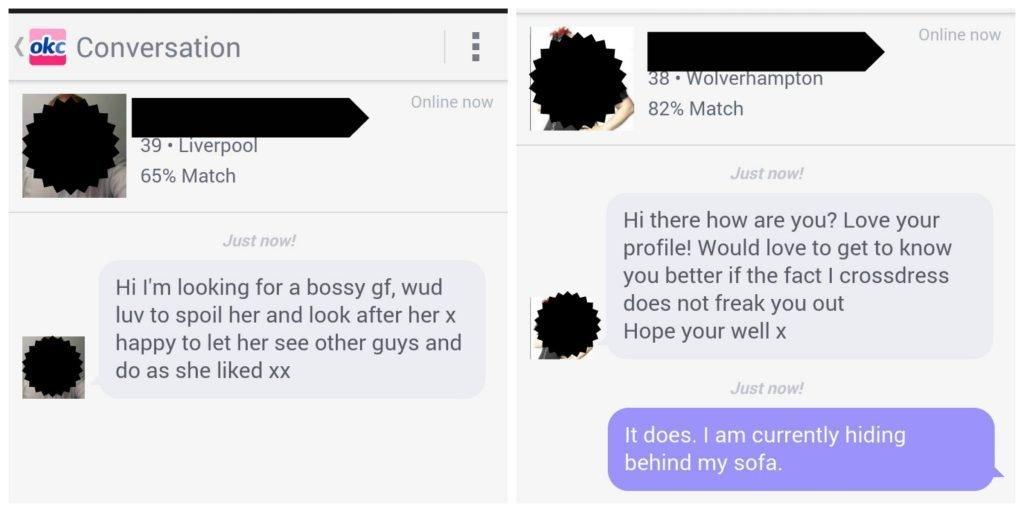 Free dating sites pof okcupid