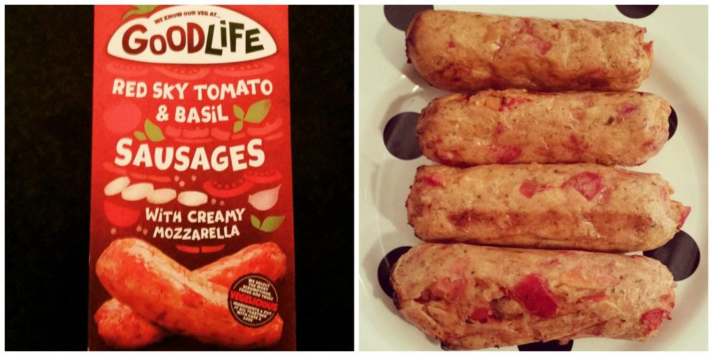 Goodlife Vegetarian Sausages