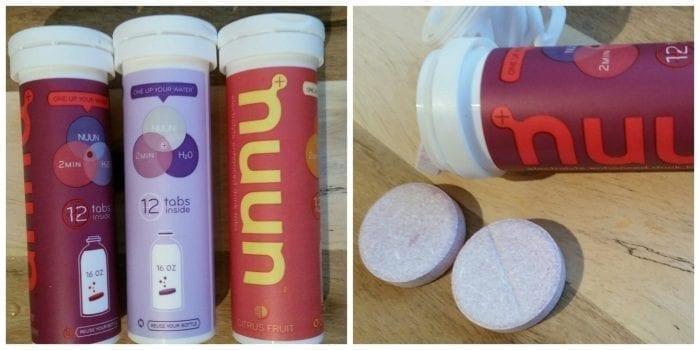 Nuun tablets