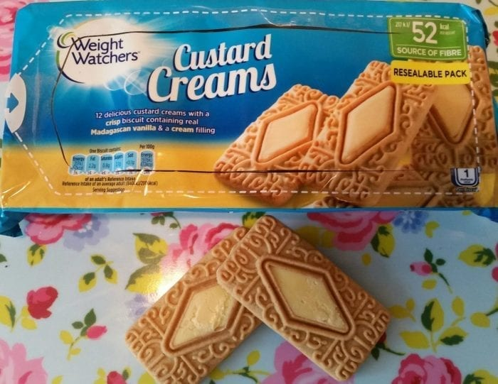 Weight Watchers Biscuits