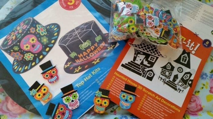 Halloween Craft Kits From Baker Ross