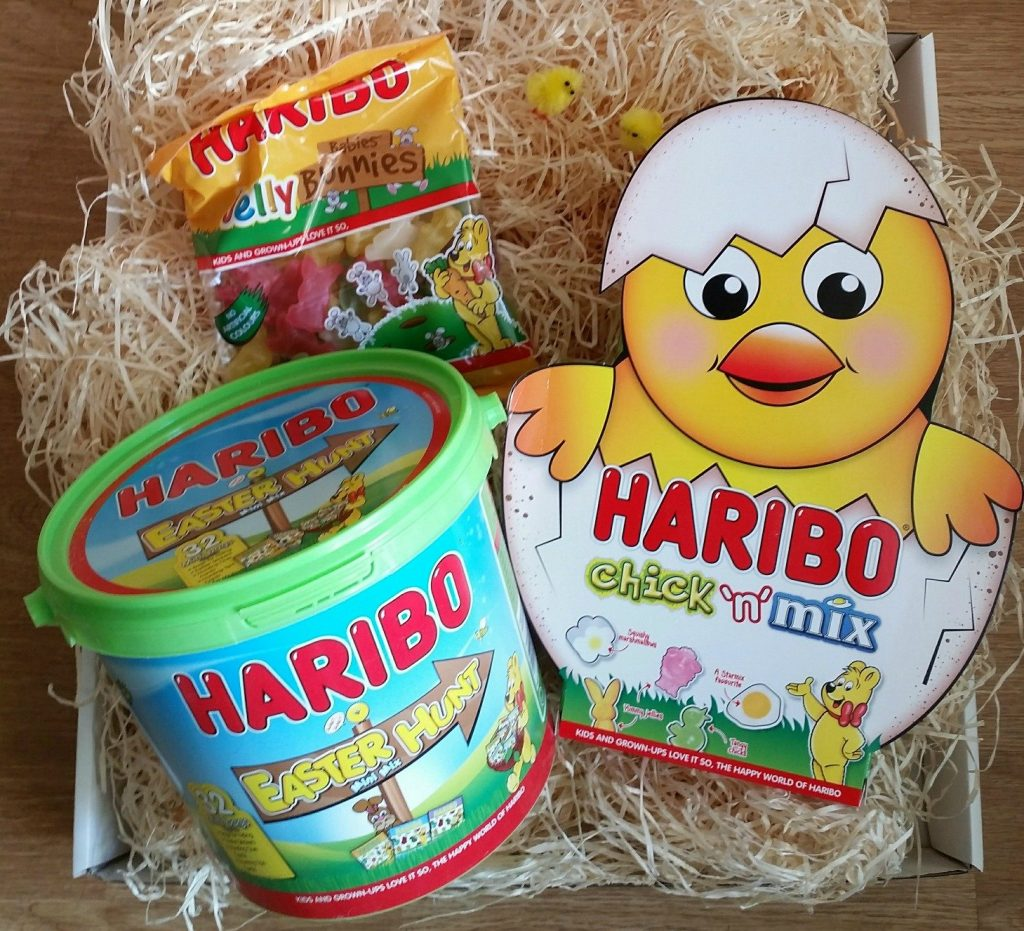 Haribo Easter Sweets