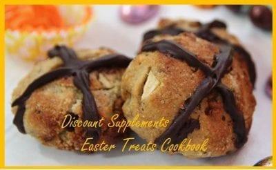Gluten And Grain Free Hot Cross Buns Recipe