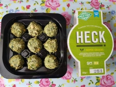 What Meals Can You Make With The Heck Vegetarian Range?