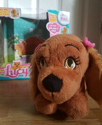 Review: Lucy The Dog Instructions and Review