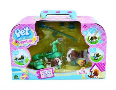 Review: Pet Parade Family Scooter Playset