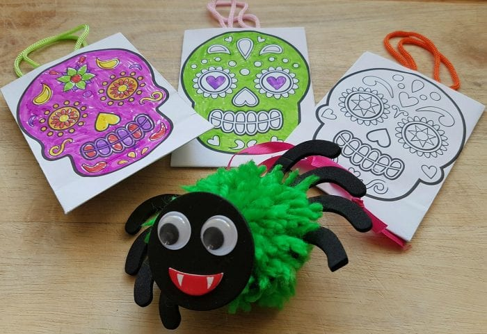 Halloween And Autumn Crafts From Baker Ross
