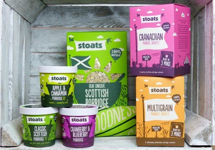 Stoats Porridge Lovers Christmas Giveaway