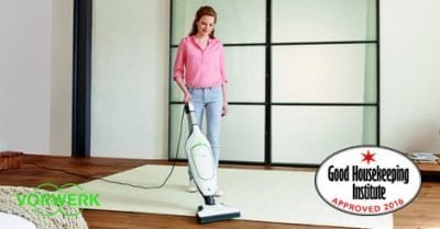 The Christmas Clean Up Will Be Easier Thanks To Kobold VK200