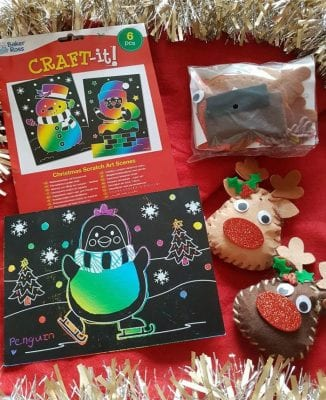 Crafting With Baker Ross Christmas Decorations