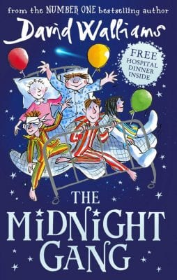 The Midnight Gang by David Walliams Review