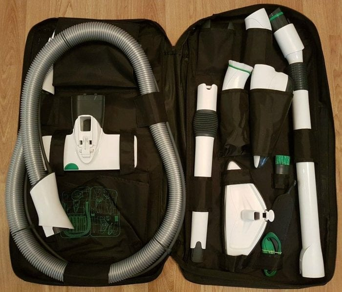 Kobold VK200 Cleaning System Review