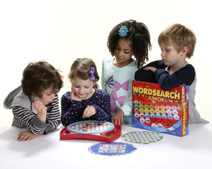 Giveaway: Win A Wordsearch Junior Game From Drumond Park