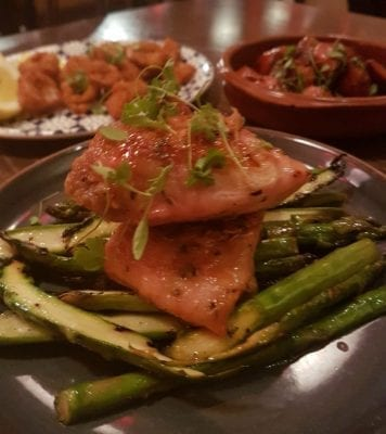 La Tasca Manchester Deansgate New Menu Review