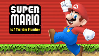 5 Reasons Why Mario is a Terrible Plumber