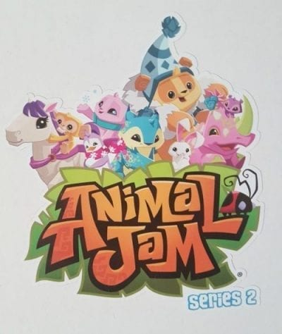 Animal Jam Series 2 Adopt-A-Pet Range