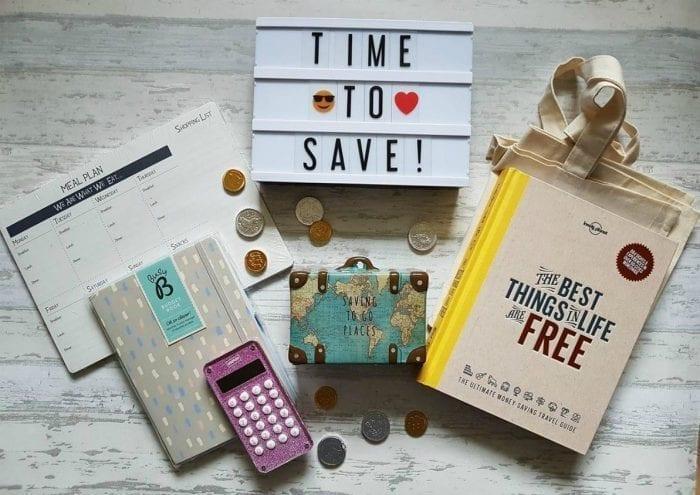 Tips on Saving money