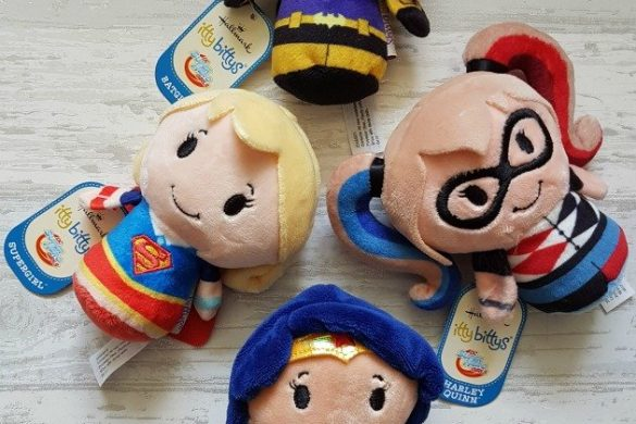Itty Bittys Superhero Girls Collection