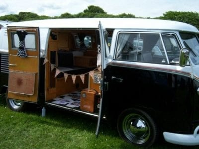 The Main Benefits of a Campervan Conversion
