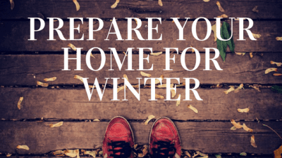 4 Ways to Maintain Your Homes Exterior All Year Round