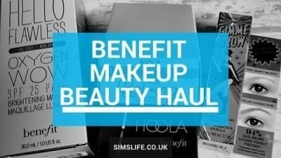 Benefit Makeup Beauty and Primark Makeup Brushes Haul
