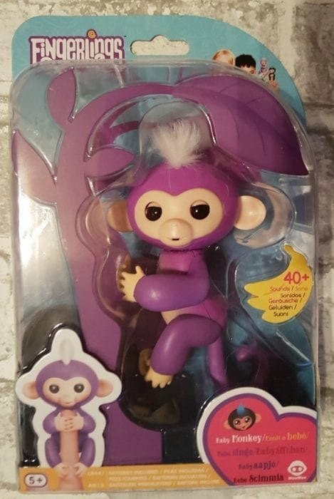 Fingerlings BlogOn Xmas