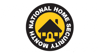 Secure Your Home During National Home Security Month