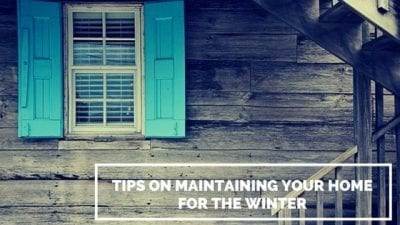 Important Home Maintenance Checks to Carry Out This Autumn