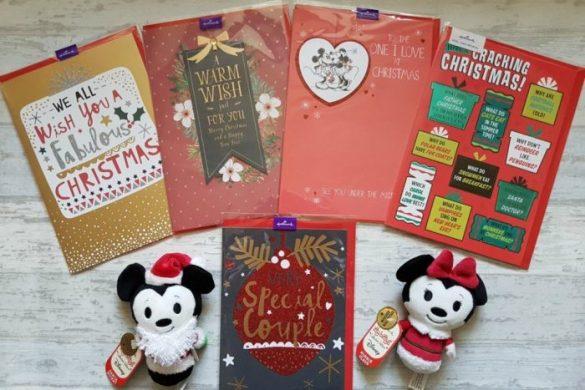 Hallmark-Christmas-Card-Range