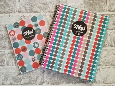 Become More Organised With Stigu Diaries And Planners