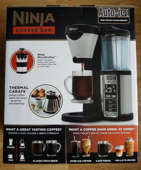 Ninja Coffee Bar Review – Make A Good Coffee
