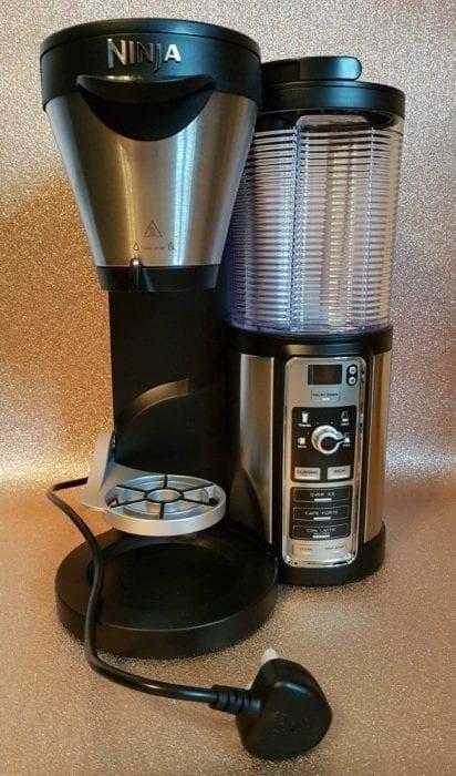 Ninja coffee bar review The full kit