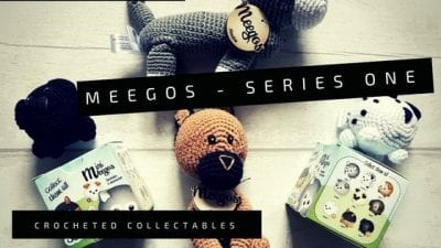 Meegos Series One Crochet Collectables Review
