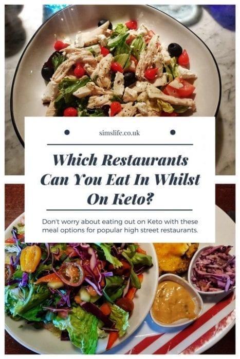Keto Meal Options