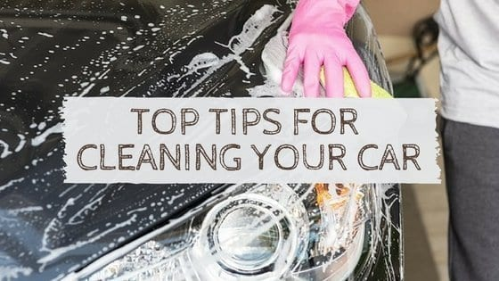 Tips + Tricks: Best Car Cleaning Hacks
