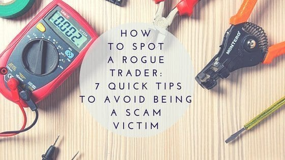 How to Spot a Rogue Trader: 7 Quick Tips to Avoid Being a Scam Victim