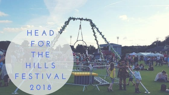 Is This The Greatest Head For The Hills Festival 2018 Line Up Yet?