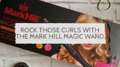Rock Those Curls With The Mark Hill Magic Wand