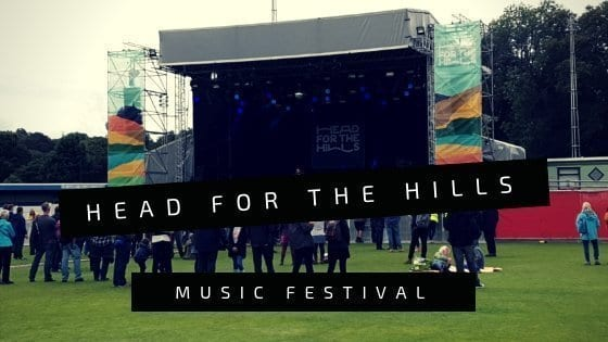 Lots Of Family Fun At The Head For The Hills Festival