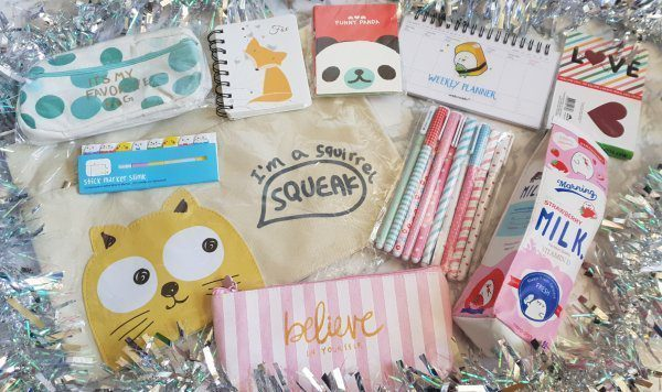 Stationery for teenagers