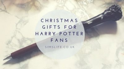 Christmas Inspiration: Gifts For Harry Potter Fans