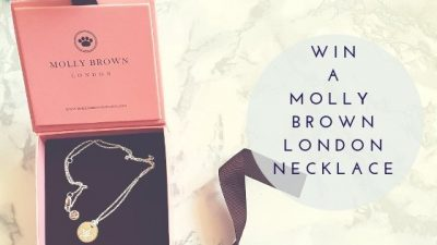Giveaway: Necklace From Molly Brown Children's Jewellery Collection
