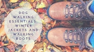 Dog Walking Essentials: Winter Jackets And Walking Boots