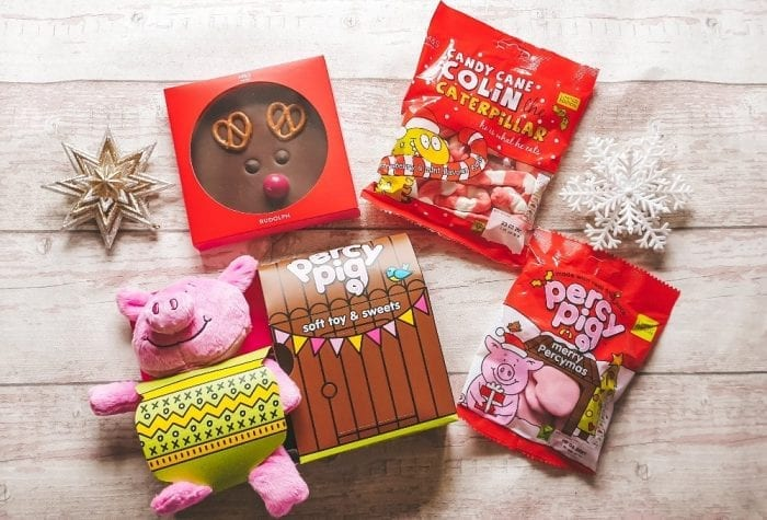 Percy Pig from M&S