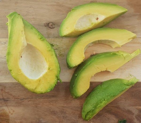 How to open an avocado