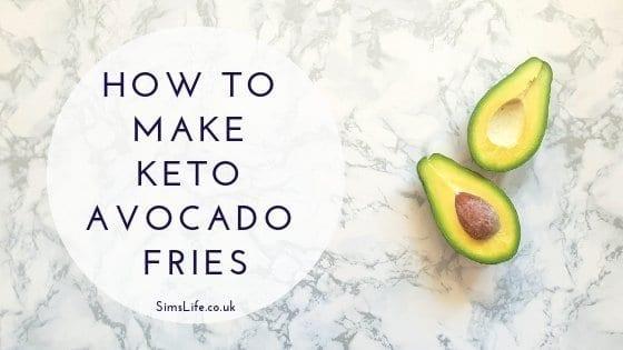 Recipe: How To Make Keto Avocado Fries
