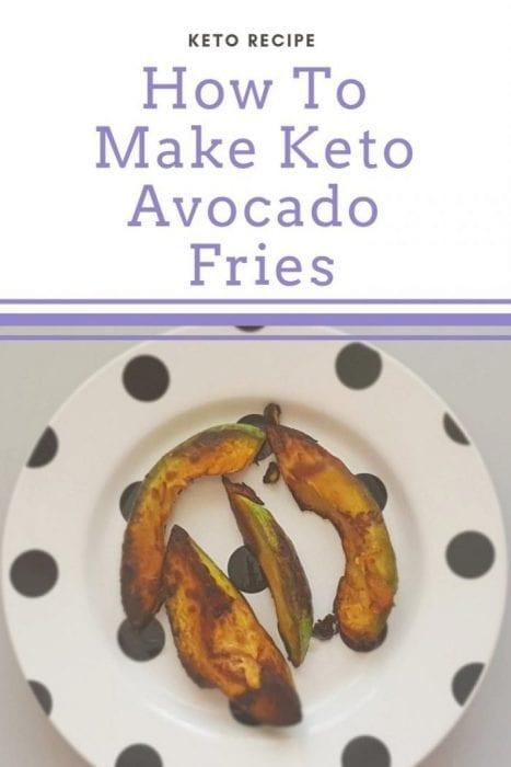 Keto Avocado Fries recipe